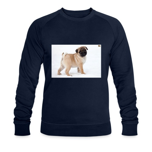 walker family pug merch - Men's Organic Sweatshirt by Stanley & Stella