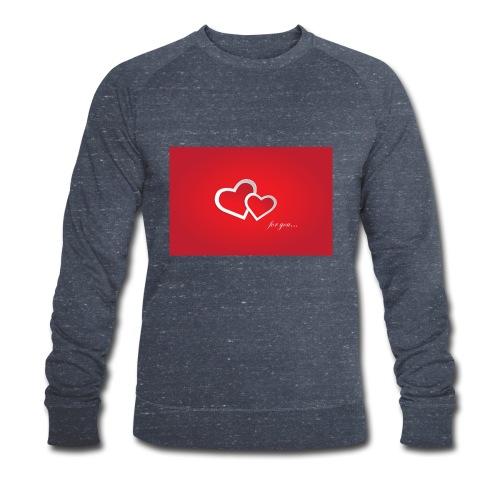for you - Männer Bio-Sweatshirt von Stanley & Stella