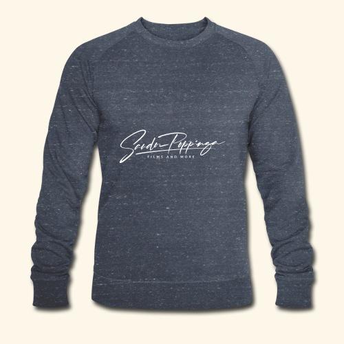 Sandor Poppinga, Filmemacher. Dies ist mein Logo. - Men's Organic Sweatshirt