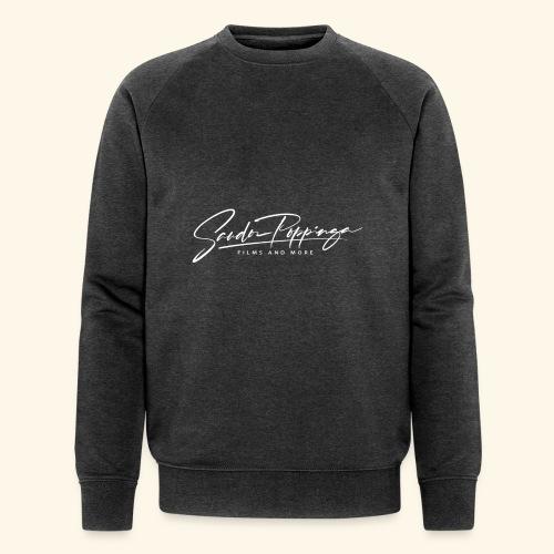 Sandor Poppinga, Filmemacher. Dies ist mein Logo. - Men's Organic Sweatshirt by Stanley & Stella
