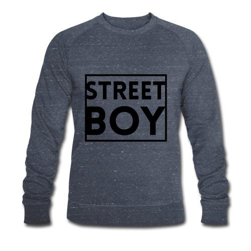 street boy - Sweat-shirt bio Stanley & Stella Homme