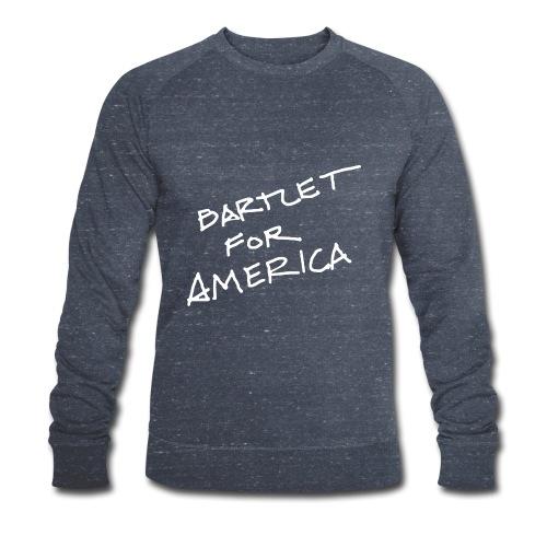 Bartlet For America - Men's Organic Sweatshirt by Stanley & Stella