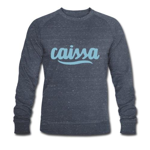 caissa logo - Männer Bio-Sweatshirt von Stanley & Stella