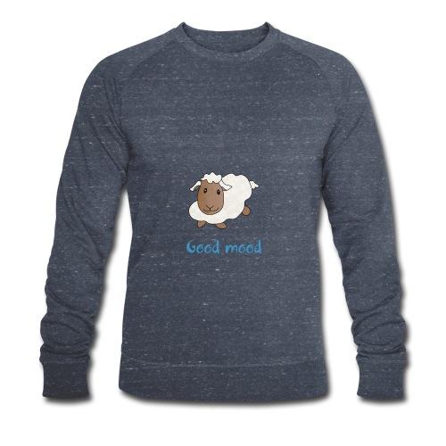 Nadège le petit mouton blanc - Sweat-shirt bio Stanley & Stella Homme