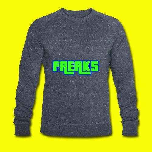 YOU FREAKS - Männer Bio-Sweatshirt