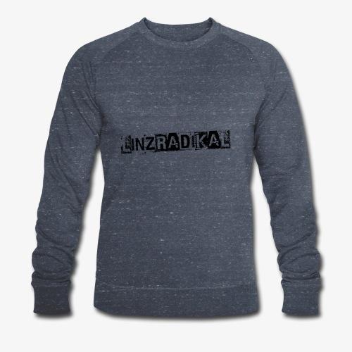 Linzradikal schwarz - Männer Bio-Sweatshirt von Stanley & Stella