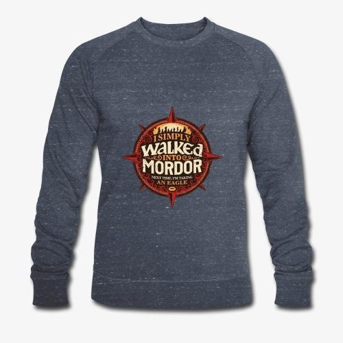 I just went into Mordor - Men's Organic Sweatshirt by Stanley & Stella
