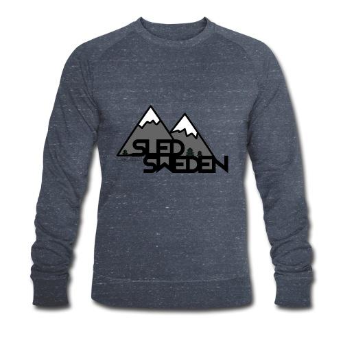 SledSweden Logo - Ekologisk sweatshirt herr från Stanley & Stella