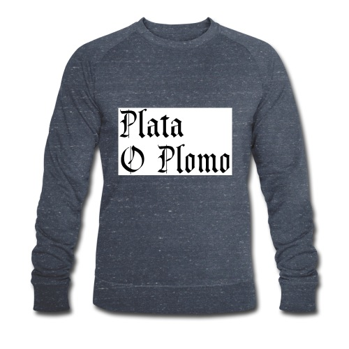 Plata o plomo - Sweat-shirt bio Stanley & Stella Homme