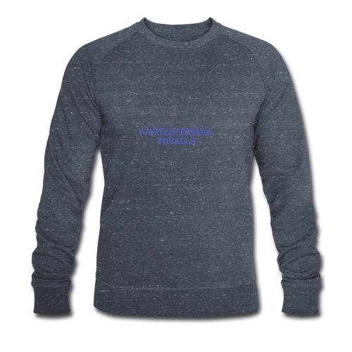 #jatilspinraza - blå - Økologisk sweatshirt for menn fra Stanley & Stella