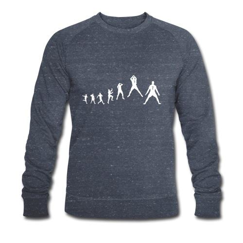 Goal soccer - Mannen bio sweatshirt van Stanley & Stella