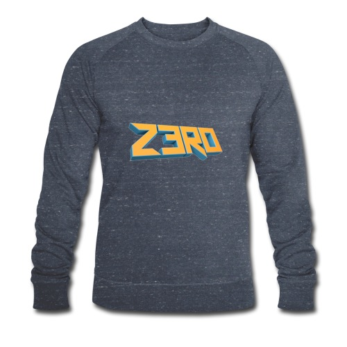 The Z3R0 Shirt - Men's Organic Sweatshirt