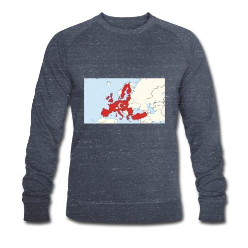 tuerkei - Männer Bio-Sweatshirt von Stanley & Stella
