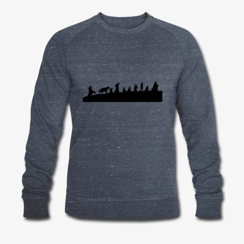 The Fellowship of the Ring - Men's Organic Sweatshirt by Stanley & Stella