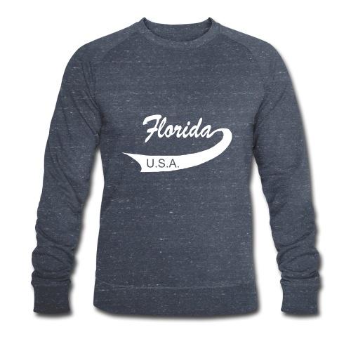 Florida USA - Männer Bio-Sweatshirt von Stanley & Stella