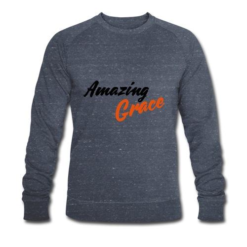 amazing grace - Sweat-shirt bio Stanley & Stella Homme