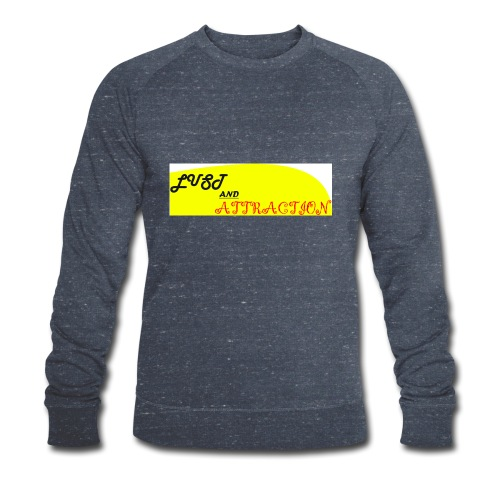 lust ans attraction - Men's Organic Sweatshirt by Stanley & Stella
