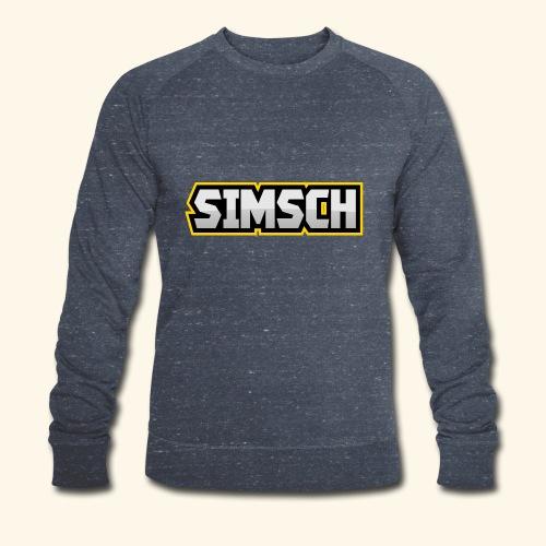 simsch - Männer Bio-Sweatshirt von Stanley & Stella
