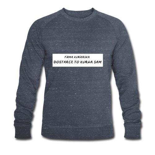 firma kurierska tyl - Ekologiczna bluza męska