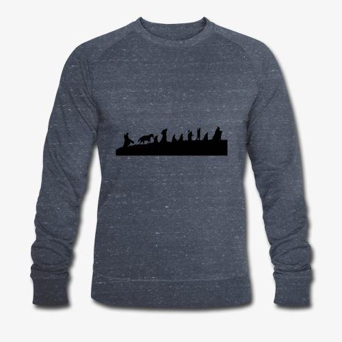The Fellowship of the Ring - Men's Organic Sweatshirt
