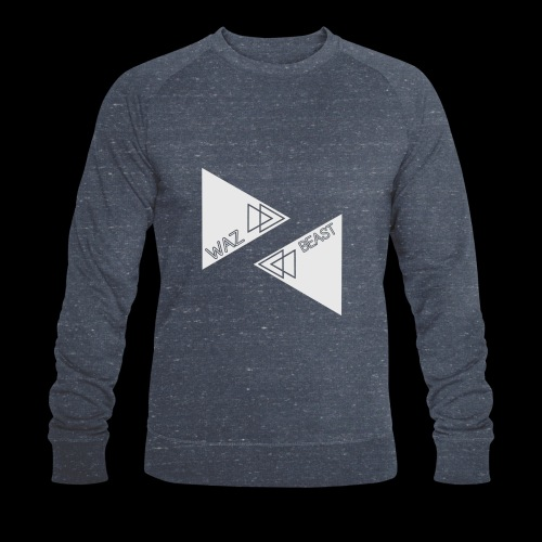 Waz_BEAST - Men's Organic Sweatshirt by Stanley & Stella