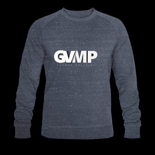 GVMP Schriftzug - Männer Bio-Sweatshirt von Stanley & Stella