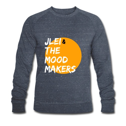Jlei & The Mood Makers Bandlogo - Männer Bio-Sweatshirt von Stanley & Stella