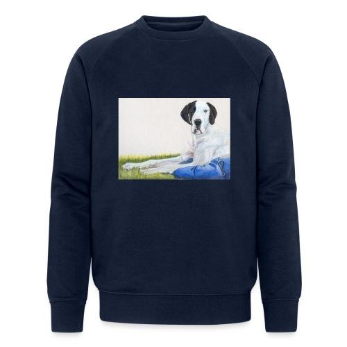 Grand danios harlequin - Økologisk Stanley & Stella sweatshirt til herrer