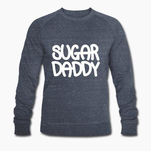 Sugar Daddy Wit - Mannen bio sweatshirt