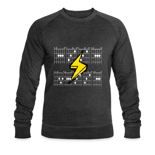 ACCA DACCA in chords for those about to rock - Men's Organic Sweatshirt