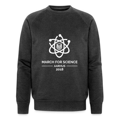 March for Science Aarhus 2018 - Men's Organic Sweatshirt by Stanley & Stella