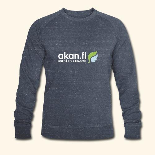 Akan White - Ekologisk sweatshirt herr från Stanley & Stella