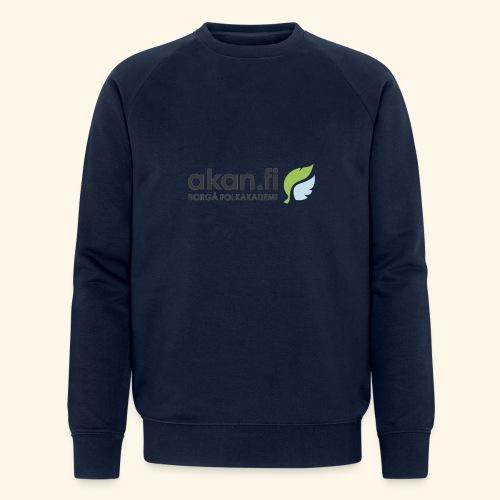 Akan Black - Ekologisk sweatshirt herr från Stanley & Stella