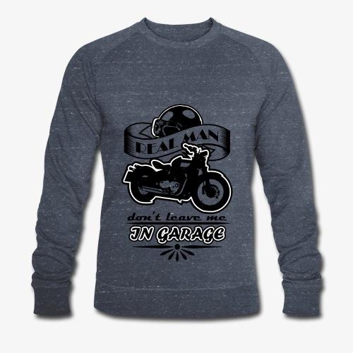 biker style - Felpa ecologica da uomo di Stanley & Stella