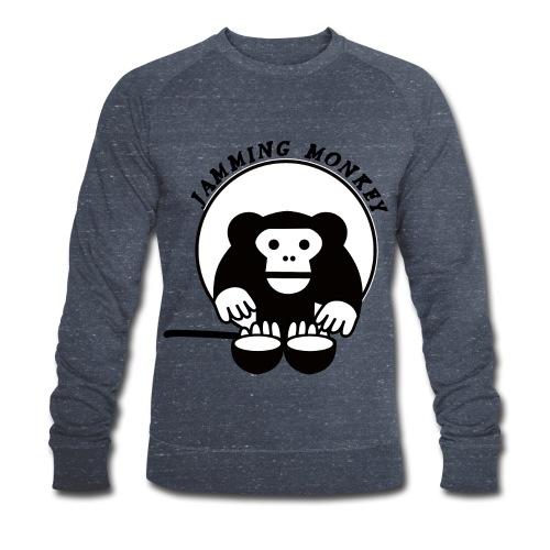 Jamming Monkey - Sweat-shirt bio Stanley & Stella Homme
