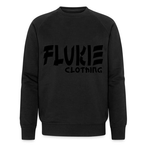 Flukie Clothing Japan Sharp Style - Men's Organic Sweatshirt by Stanley & Stella