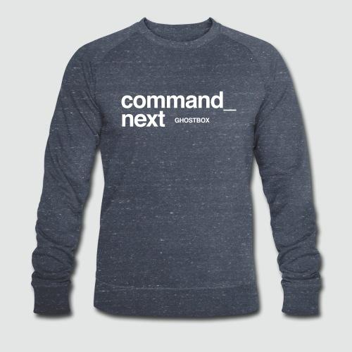 Command next – Ghostbox Staffel 2 - Männer Bio-Sweatshirt