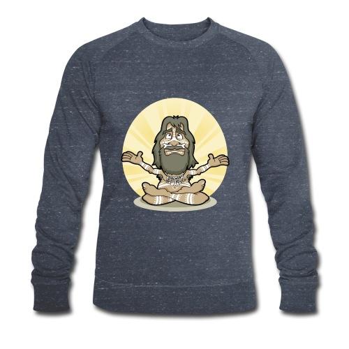 Guru Aborigine Tribesman - Men's Organic Sweatshirt by Stanley & Stella