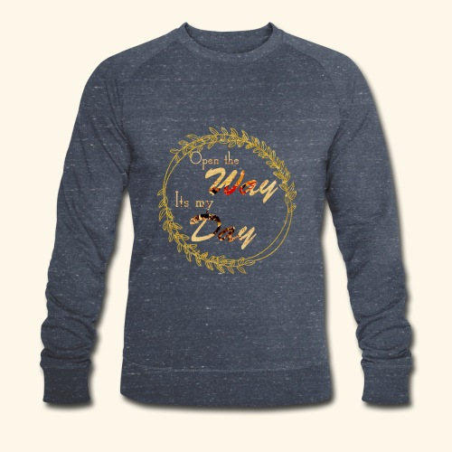 its my day weddingcontest - Men's Organic Sweatshirt