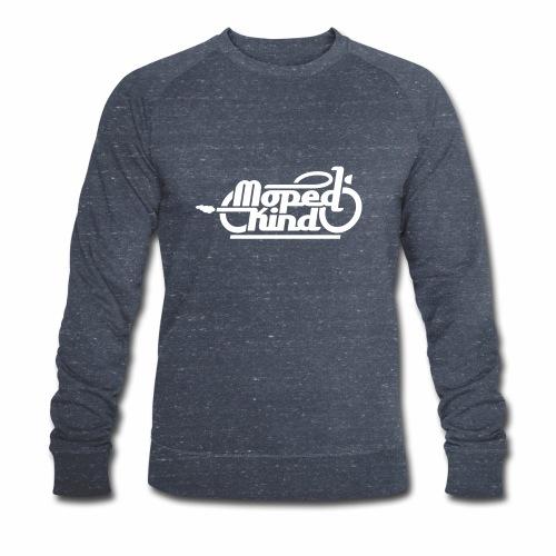 Moped Kind / Mopedkind (V1.0) - Men's Organic Sweatshirt by Stanley & Stella