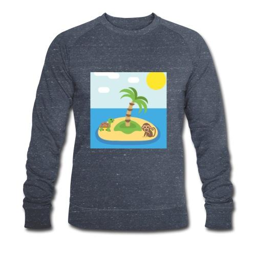 apa - Ekologisk sweatshirt herr från Stanley & Stella