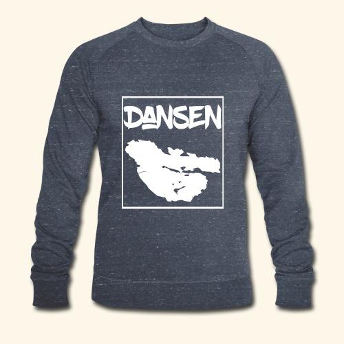 DansenKartaVit - Ekologisk sweatshirt herr från Stanley & Stella