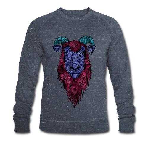 Sau - Økologisk sweatshirt for menn fra Stanley & Stella