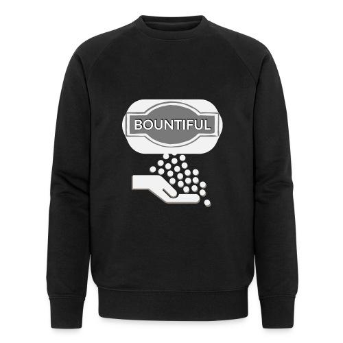 Bontiul gray white - Men's Organic Sweatshirt by Stanley & Stella