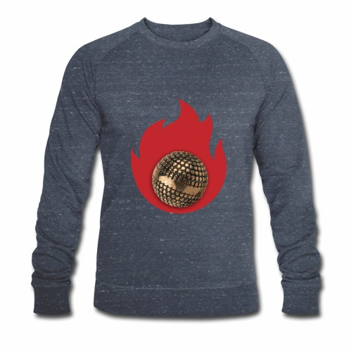 petanque fire - Sweat-shirt bio