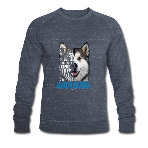 Alaskan Blue - Men's Organic Sweatshirt by Stanley & Stella