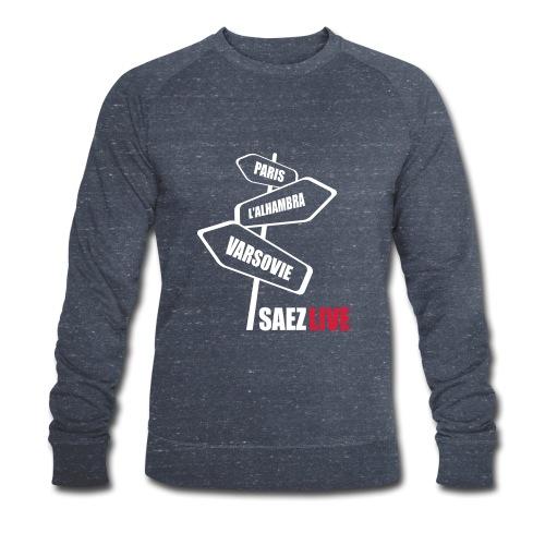 Varsovie (version light, par parek) - Sweat-shirt bio Stanley & Stella Homme