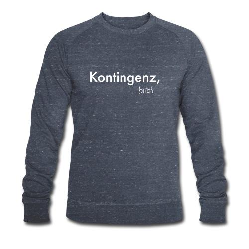 Kontingenz bitch Luhmann - Männer Bio-Sweatshirt von Stanley & Stella