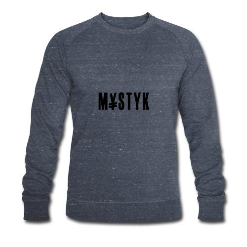 MYSTYK CLOTHES - Men's Organic Sweatshirt by Stanley & Stella