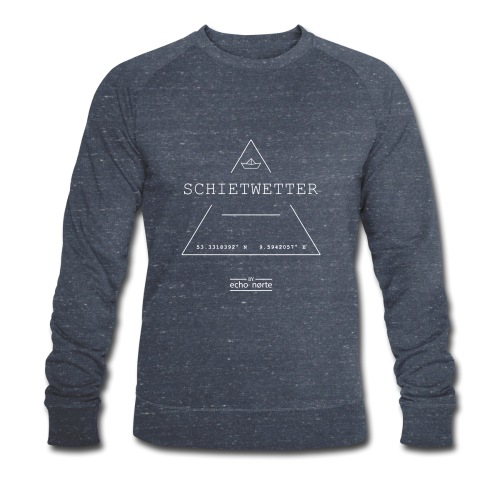Schietwetter Männer Pullover - Männer Bio-Sweatshirt von Stanley & Stella